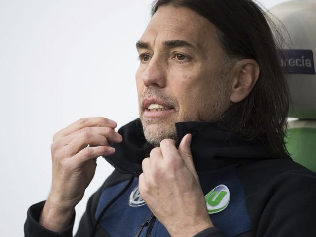 Martin Schmidt quits as coach of struggling Wolfsburg