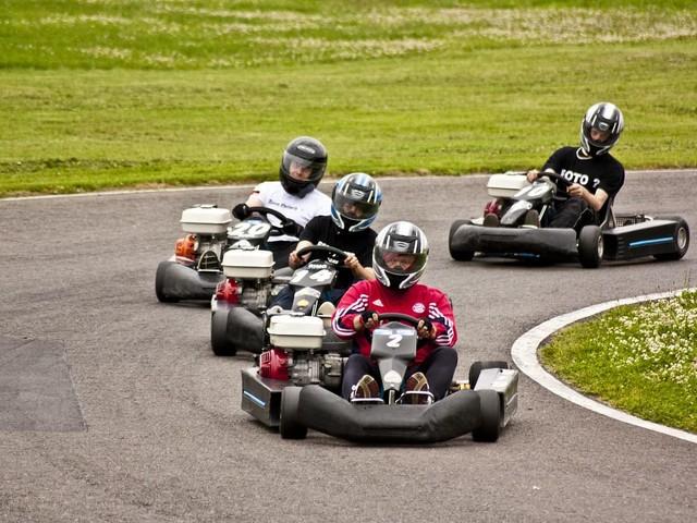 Go Karting on Cape Cod