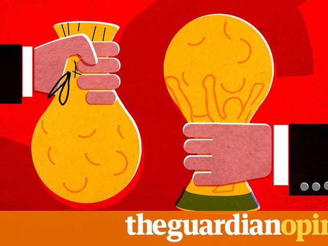 Fifa's World Cup debacle isn't just about money – there's horror and death too | Barney Ronay