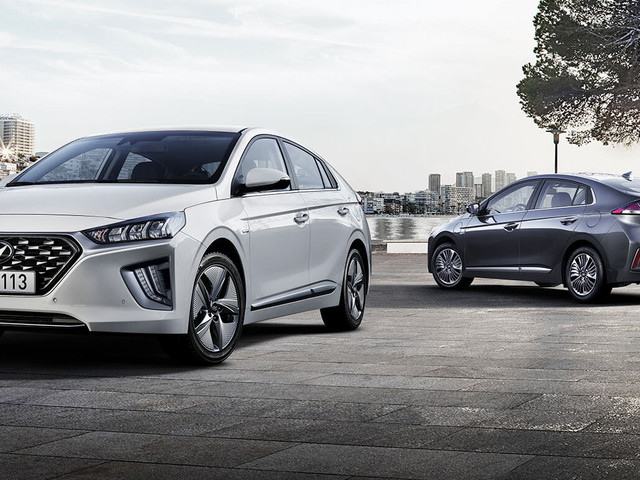 2020 Hyundai Ioniq Facelift Debuts With Styling And Tech Updates