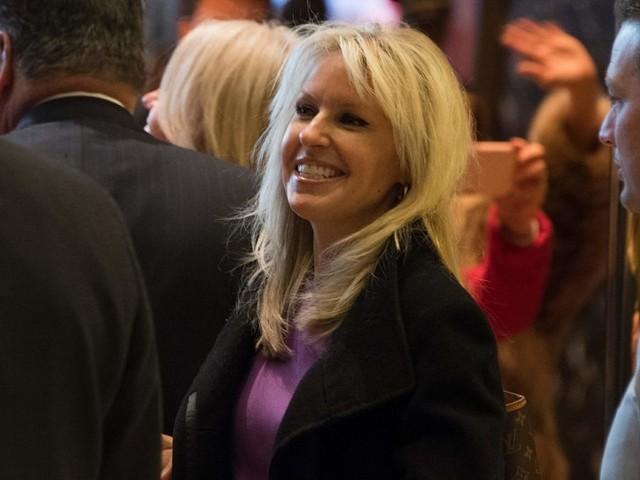 Monica Crowley, a Fox News Fixture, Is Said to Get a Top Treasury Job