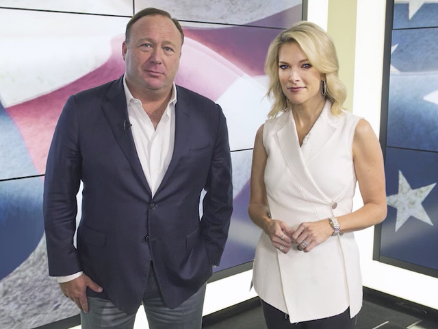 JPMorgan Chase Pulls Megyn Kelly Ads Over Interview With Alex Jones