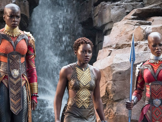 Here's What Black Panther Is Doing Differently For Its Female Heroes
