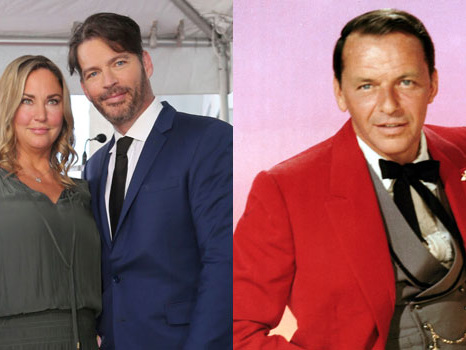 Harry Connick Jr. Accuses Frank Sinatra Of Kissing His Wife On The Mouth: It Was 'Inappropriate'