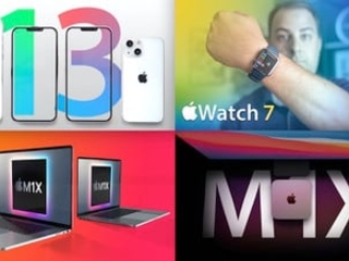 Top Stories: iPhone 13 Nears Launch, Larger Apple Watch?, MacBook Pro and Mac Mini Rumors