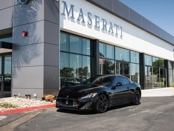 2016 Maserati GranTurismo--Sport