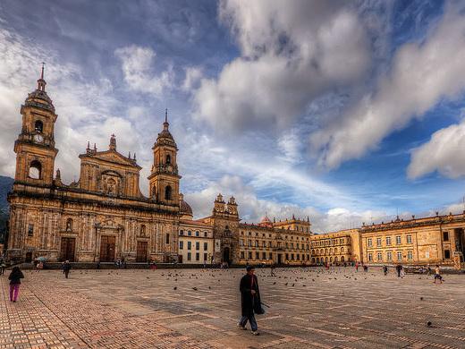 American / United: Boston – Bogota, Colombia. $385. Roundtrip, including all Taxes