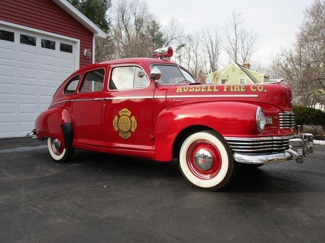 Hemmings Find of the Day – 1946 Nash 600