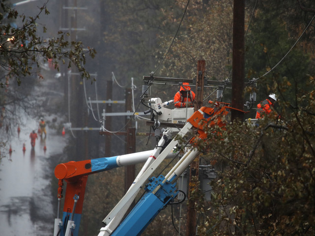 California Passes a $21 Billion Wildfire Victims' Fund to Protect Utilities From Damage Claims