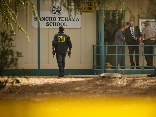 Four Dead in Northern California Shooting Rampage; Schoolchildren Among the Wounded