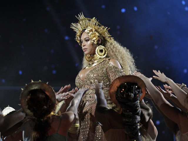 A Church Service Inspired by Beyoncé, No Halo Required