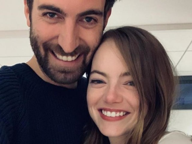 Look: Emma Stone engaged to 'SNL' writer Dave McCary