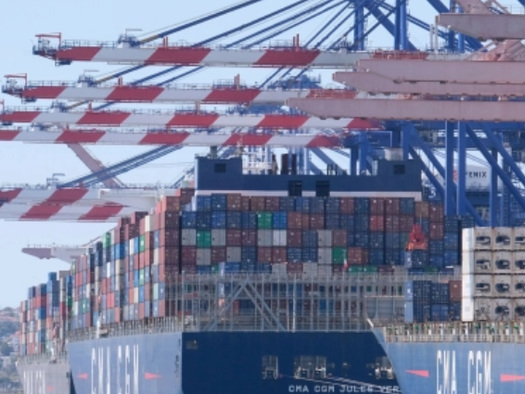 "Port Of Los Angeles Logs Busiest First Quarter On Record Following ""Consumer Spending Surge"""
