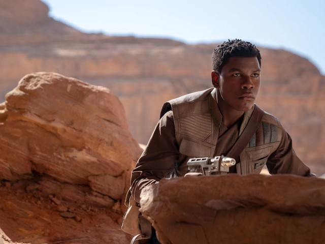 John Boyega has really embraced his destiny as the planet's most powerful Star Wars troll