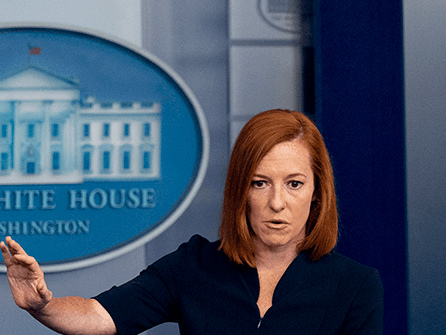 Jen Psaki Hiding White House Coronavirus Numbers: 'Why Do You Need to Have That Information?'