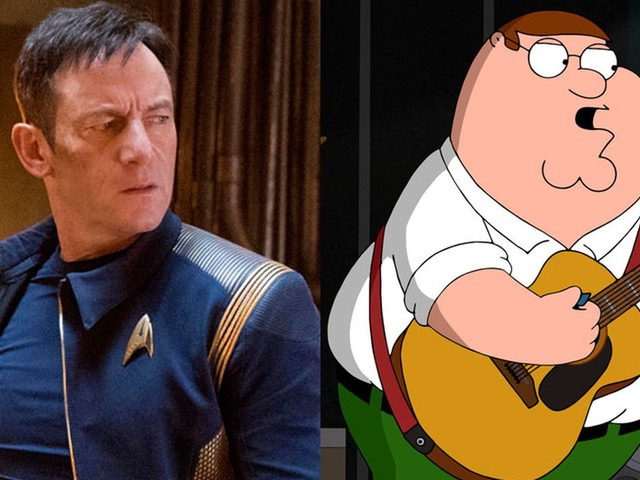 Blu-ray & DVD TV reviews: 'Star Trek: Discovery - Season One' and 'Family Guy: 20 Greatest Hits'