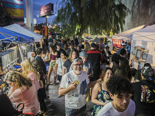 First Friday to stay digital in June