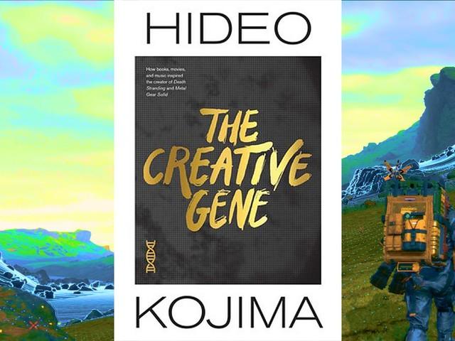 Hideo Kojima's The Creative Gene is a heartfelt tribute to pop culture