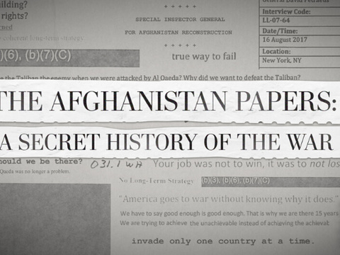 What Everyone Is Missing About The Afghanistan Papers