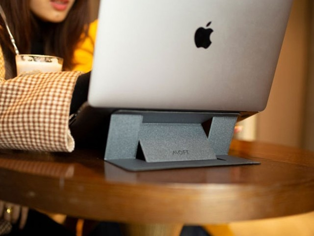 """This """"invisible"""" MacBook stand is only $20 today"""