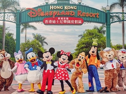 Hong Kong Disneyland Now Closed Until Further Notice Due to Coronavirus Threat