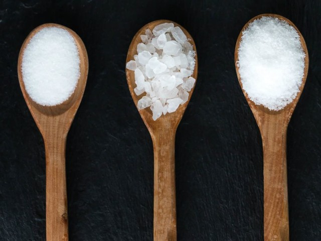 Does it matter which type of salt I use in recipes?