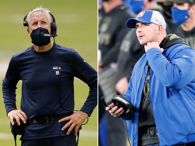 Giants would be worthy playoff hosts — even with losing record: Pete Carroll