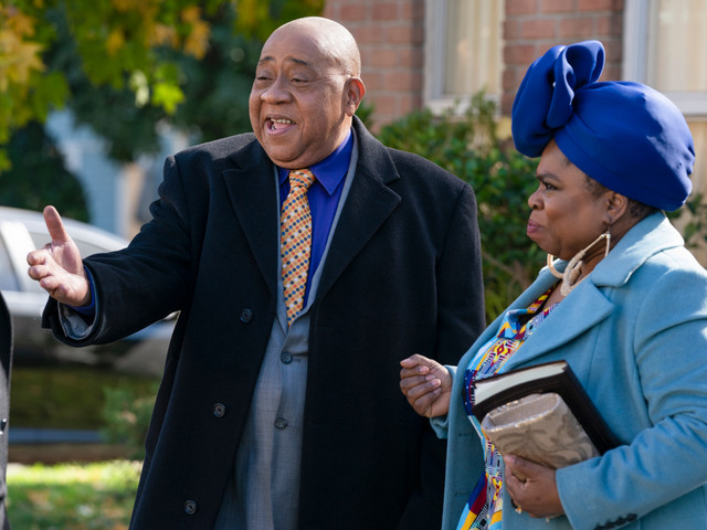 Barry Shabaka Henley On Playing Uncle Tunde On Bob Hearts Abishola: 'I Find The Character Influences Me As Much As I Do Him'