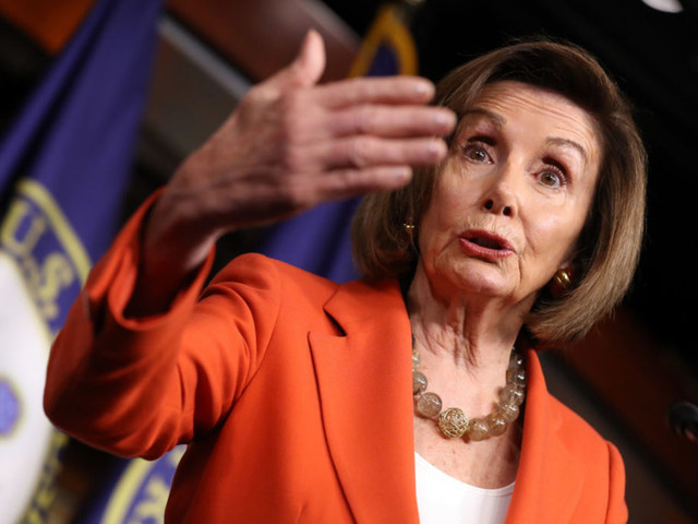 Good news for Trump? Pelosi sounds really worried about Democratic Party's direction