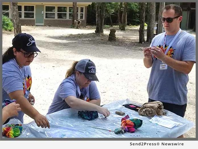 Mortgage Risk Management Firm MQMR Continues Corporate Philanthropy Efforts through Volunteer Day at Camp Impact