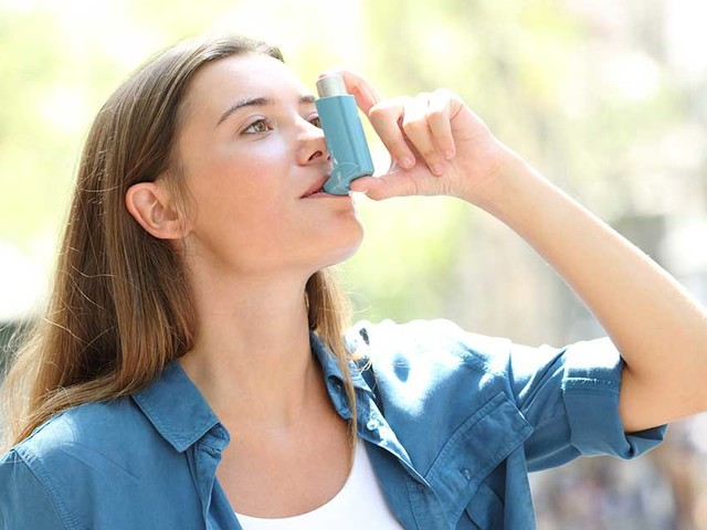 Are Inhalers a Major Source of Pollution?
