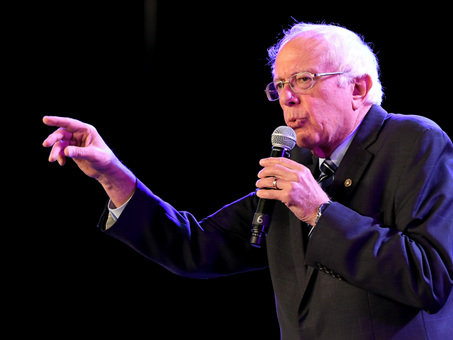 "Bernie Sanders Vows To ""Go To War Against White Nationalism"" If Elected"