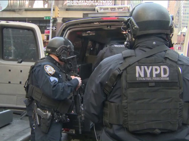 As Port Authority returns to normal, bomb investigation continues and witnesses describe 'scary' situation