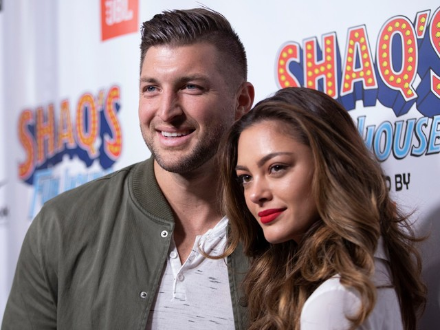 Tim Tebow, Demi-Leigh Nel-Peters announce their marriage