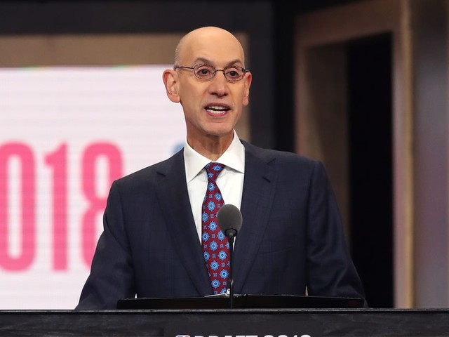 NBA draft lottery reform worked exactly as planned ... for now
