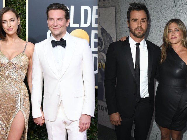 Truth About Bradley Cooper Dating Jennifer Aniston While Irina Shayk Dates Justin Theroux