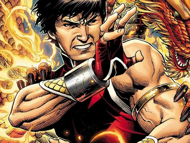 MARVEL'S GREATEST MARTIAL ARTIST SPRINGS INTO ACTION IN SHANG-CHI #1!