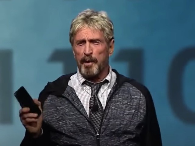 John McAfee reportedly dead at 75