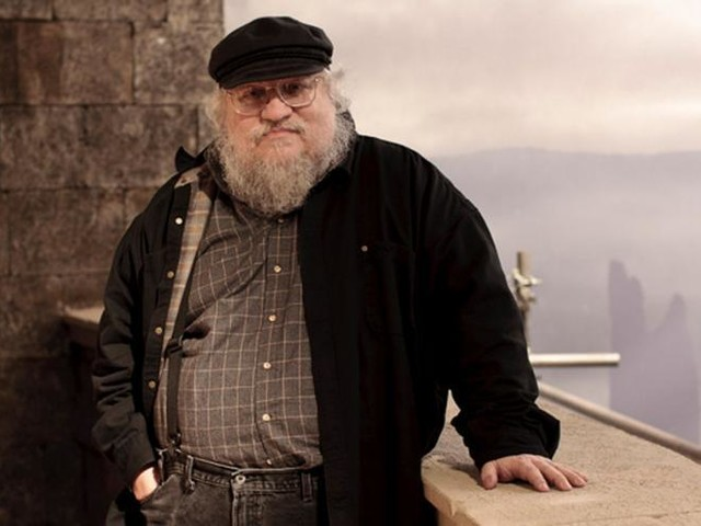 George R.R. Martin has posted an excerpt from his next book, out in November