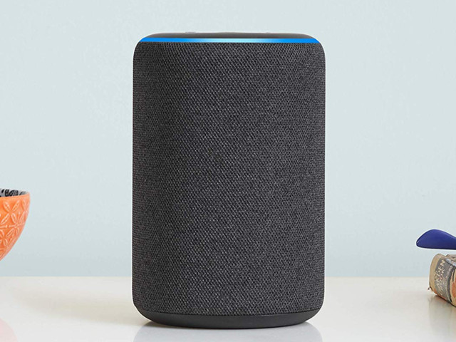 All-new Echo smart speaker reduced in Christmas sales