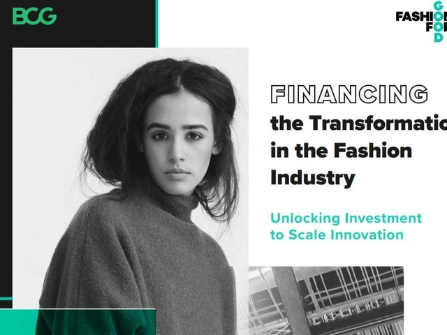 Bridging the billion dollar gap: how to fund sustainable fashion