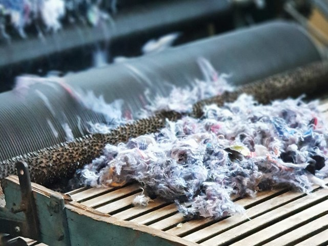 Before Ikea and H&M can use recycled fabrics, they have to figure out what's in them. (Answer: lots of poison)