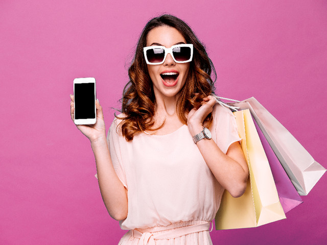 The Mobile Phone Is the New Mall