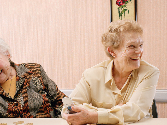 Women Are Unhappier Than Men, But Only Until We're 85!