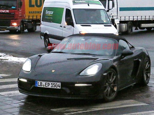 Porsche Boxster Spyder to get GT3's 4.0-liter flat six?