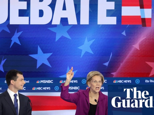 Democratic debate: 2020 presidential hopefuls tear into 'criminal' Trump