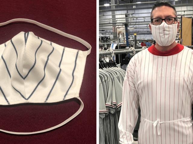 Fanatics is making masks instead of MLB jerseys to fight Coronavirus