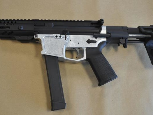 """Baltimore City Police Set To SeizeTwice As Many """"Ghost Guns"""""""