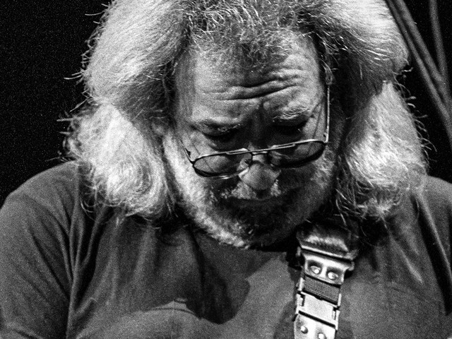 Mighty High: Getting Spiritual With Jerry Garcia Spotify Playlist