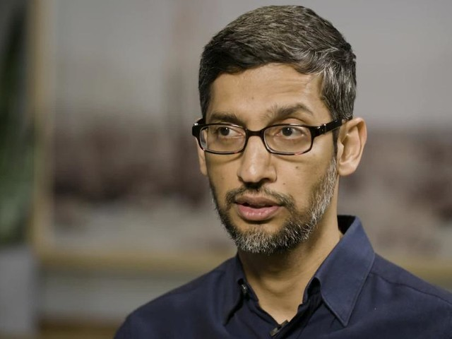 Google CEO says he wants to reach the next billion users, but has no plans to relaunch in China